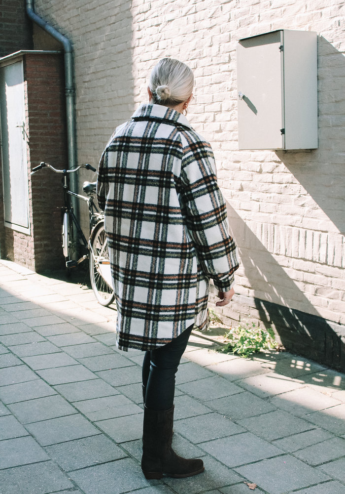 Moves - Blis Outerwear Ivory