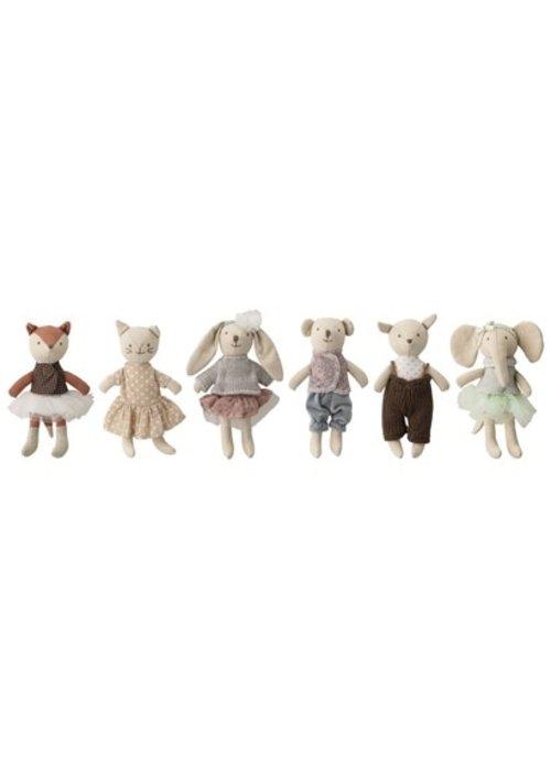 Bloomingville - Soft toy Multi color Cotton
