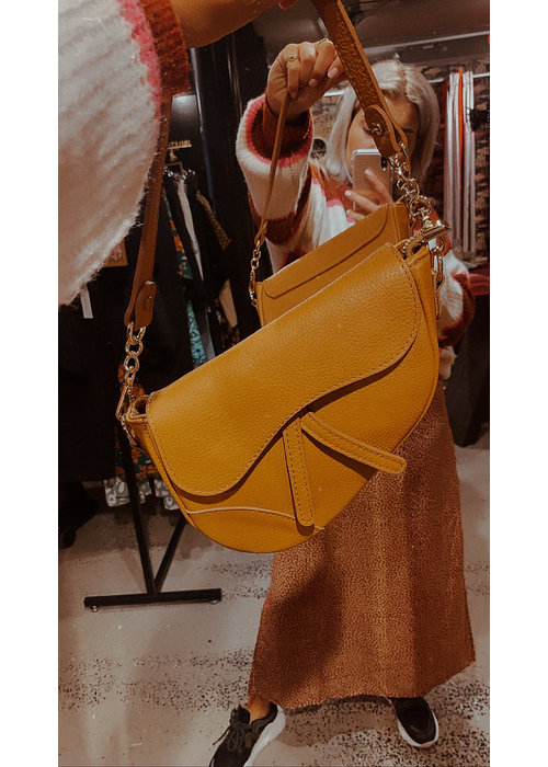 Gigi Bag - Cognac