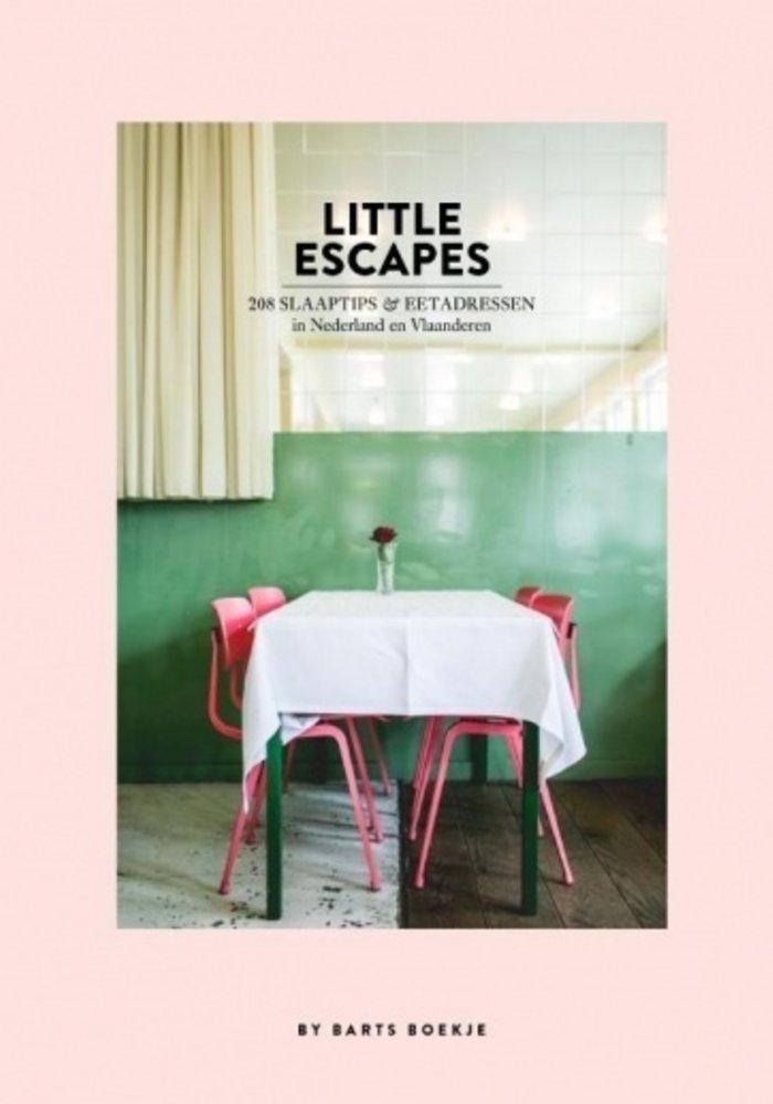 Bart's Boekjes - Little Escapes