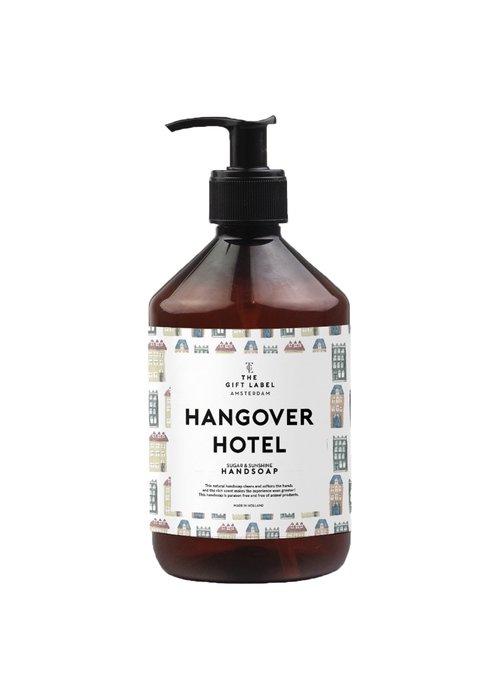 Gift Label - Handsoap Hangover Hotel 500ML