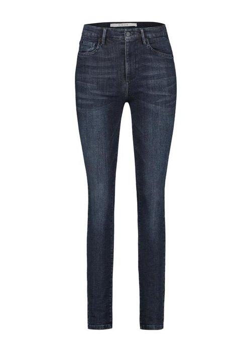 Homage Homage - Skinny Jeans Dark Blue