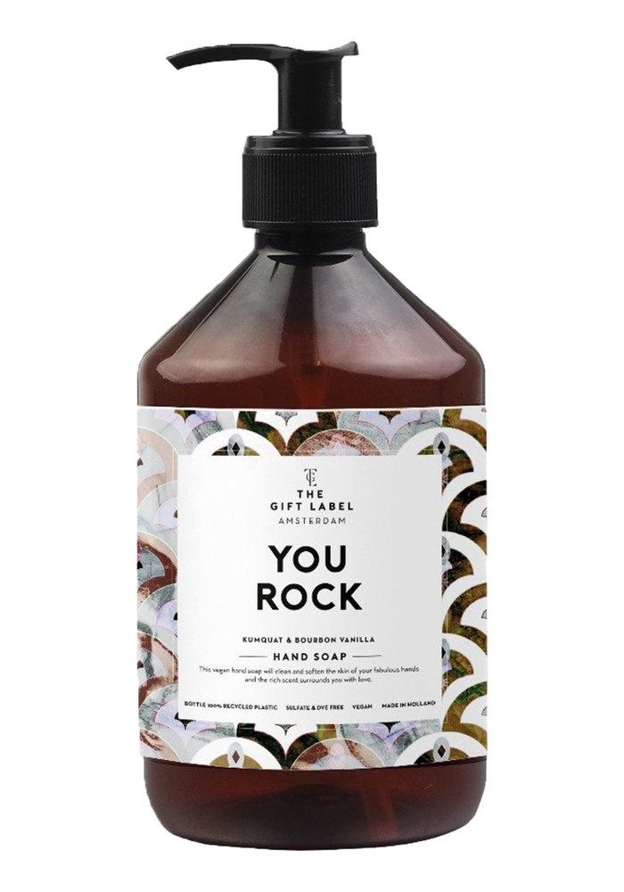 Gift Label - Handsoap You  Rock 500ML