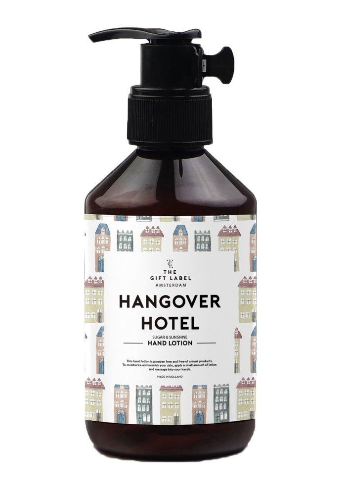 Gift Label - Handlotion 250ml v2 - Hangover Hotel