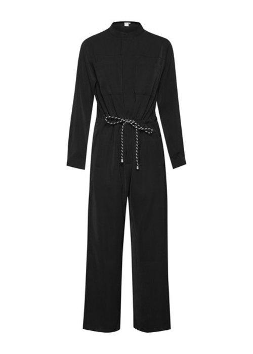 Ichi - Ihluisy Jumpsuit Black