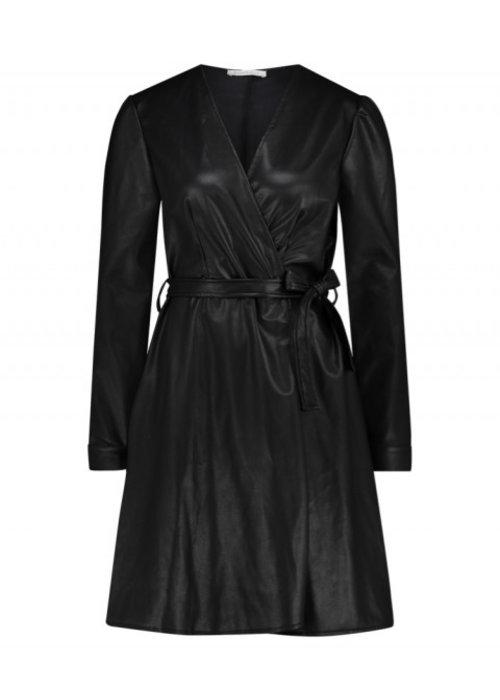 Freebird Freebird - Famke Mini Dress  Black