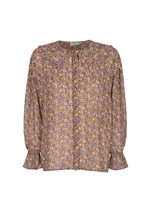 Moves by Minimum - Carro Flower Blouse