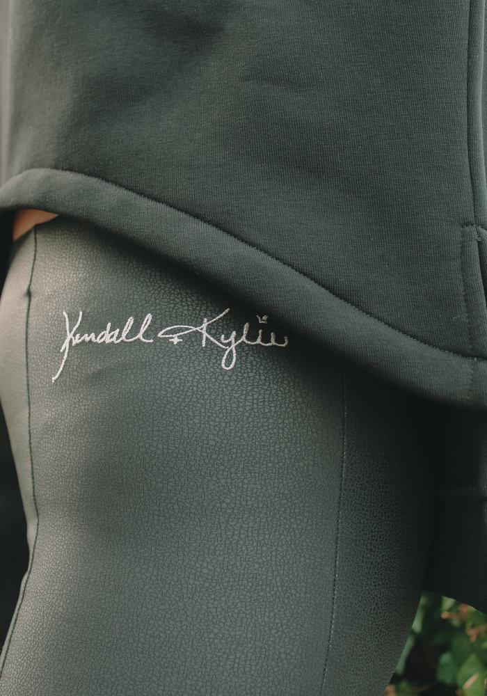KENDALL + KYLIE - LEGGINS K&K Black