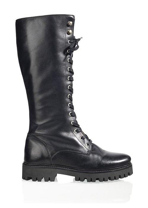 DWRS DWRS - Liverpool Black Boots