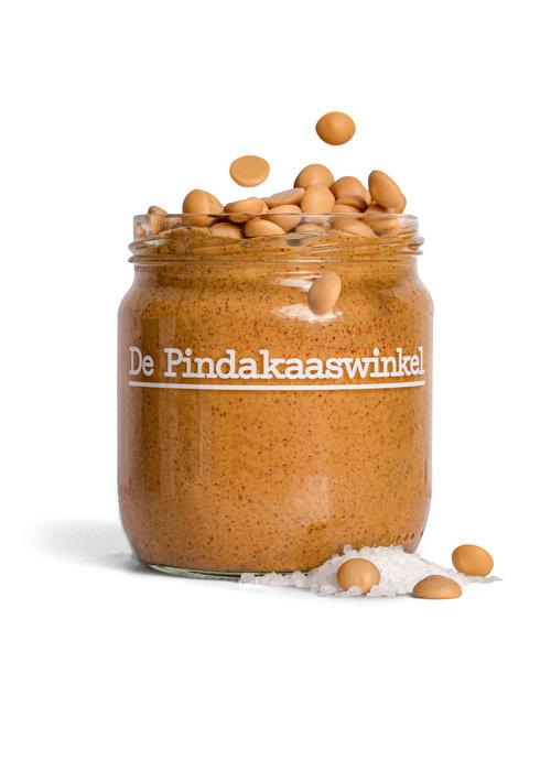 Pindakaas - Belgische karamel chocolade