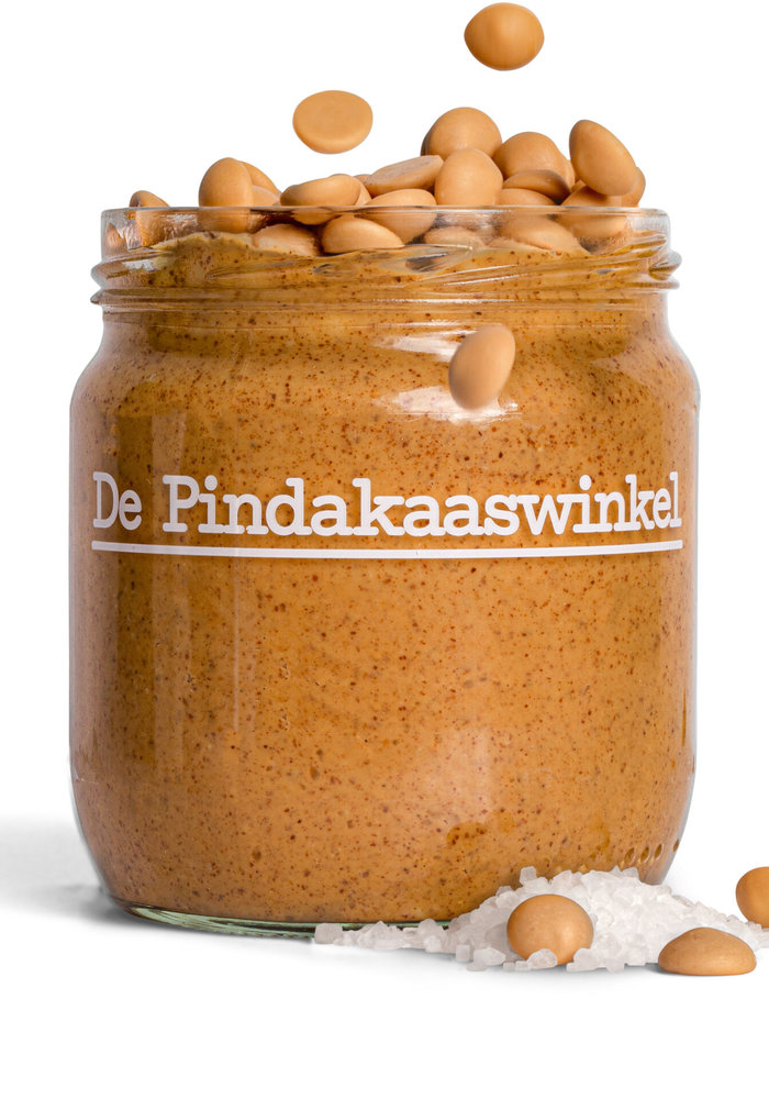 Pindakaas - belgische chocolade