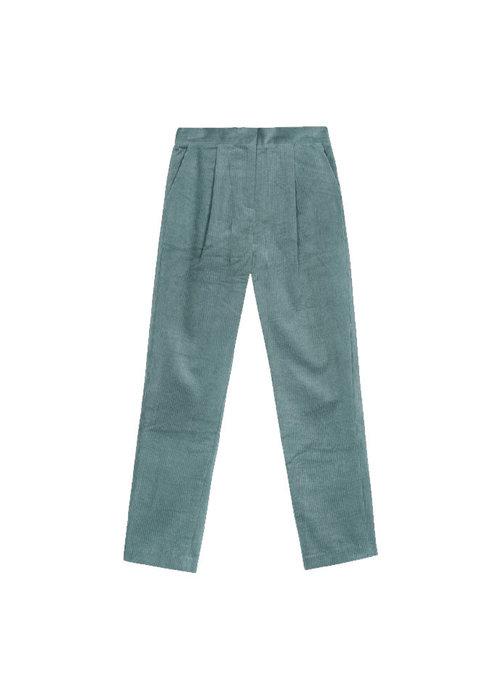 FRNCH Frnch - Pantalon Paolina Vert Rivage