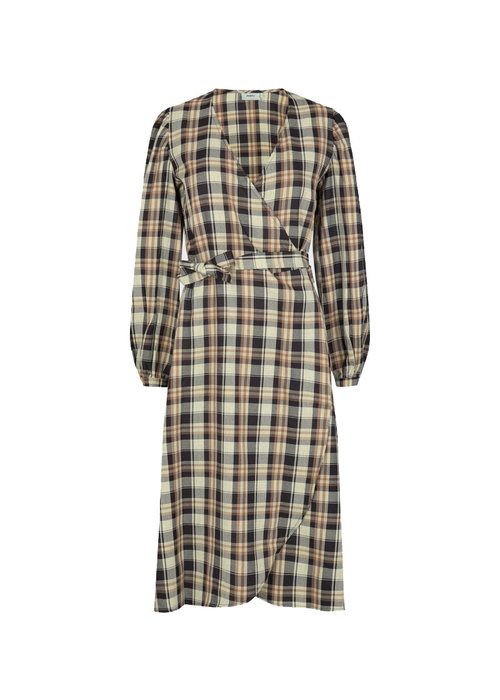 Moves by Minimum - Pimkie Dress Tobacco Brown