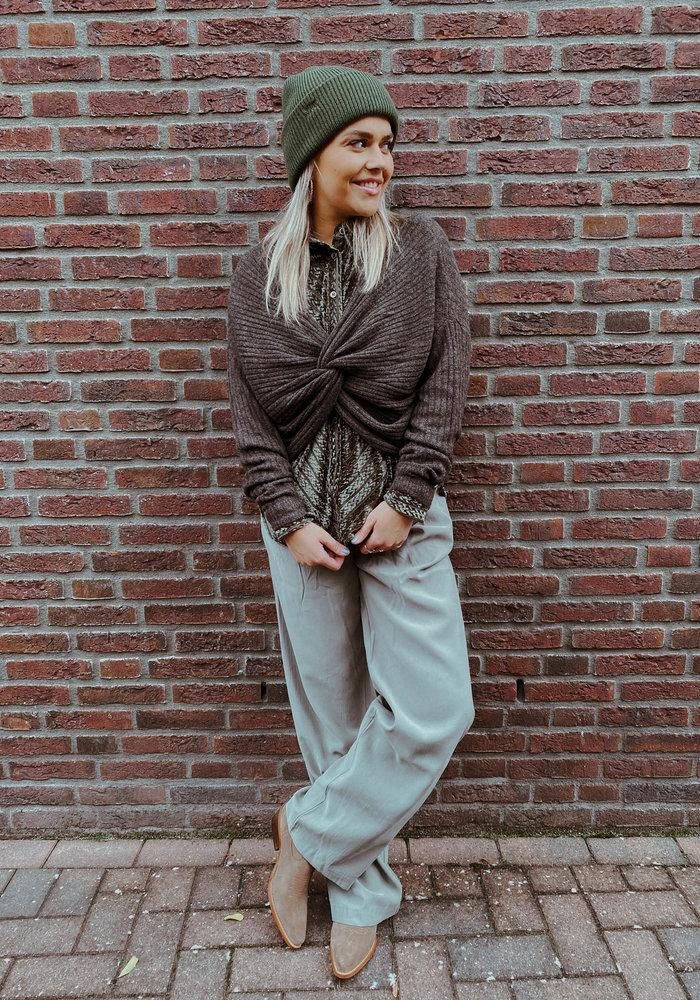 Moves - Pants Nimma Olive Moss