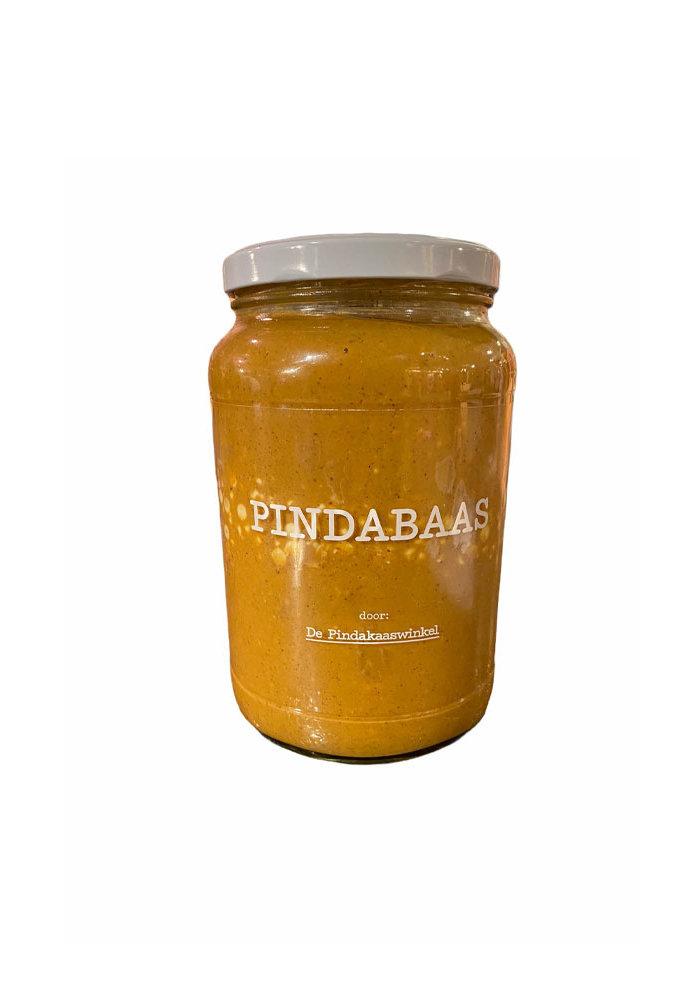 Pindakaas - XXL pot Pindabaas witte chocolade