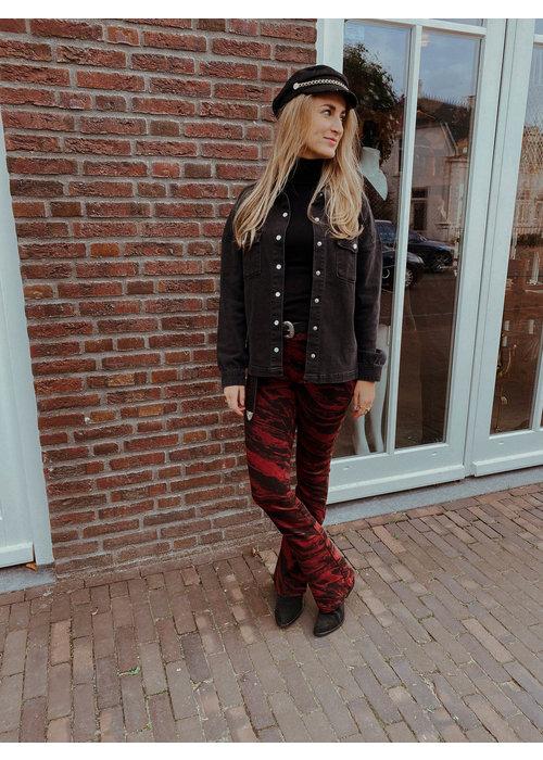 Things I Like Things I Love - Nora Flair Legging Red