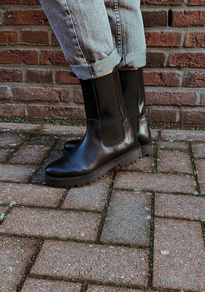DWRS label - Bochum shoe black