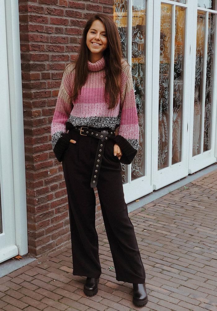 Nakd - Colourful Knit Multi Pink