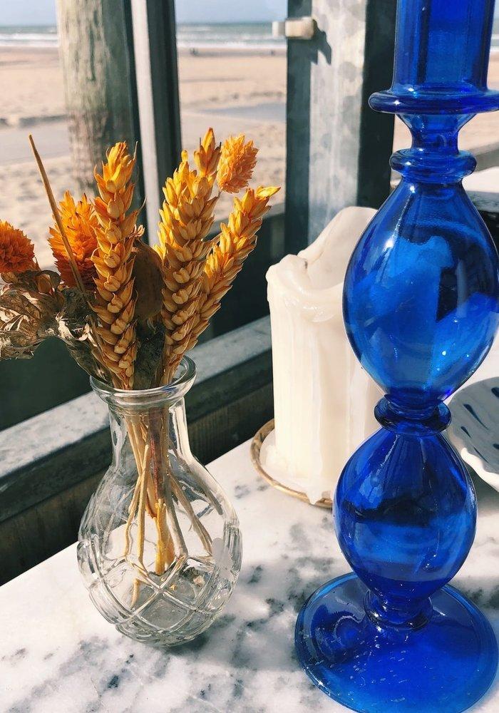 ANNA + NINA - HARBOR GLASS CANDLE HOLDER