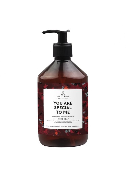 Gift Label - Handsoap You Are Special to me 500ML