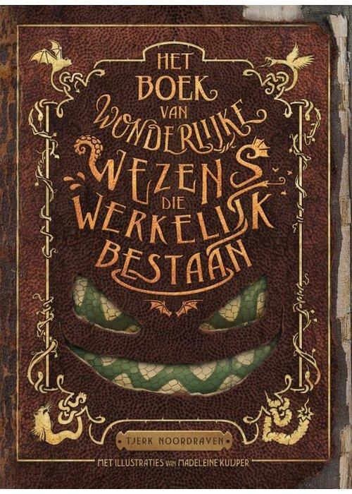 Overamstel Het boek van wonderlijke wezens die werkelijk bestaan