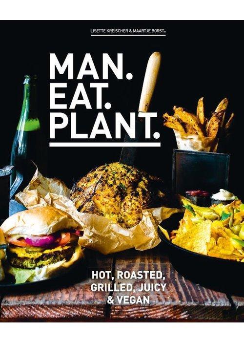 Boek - Man Eat Plant