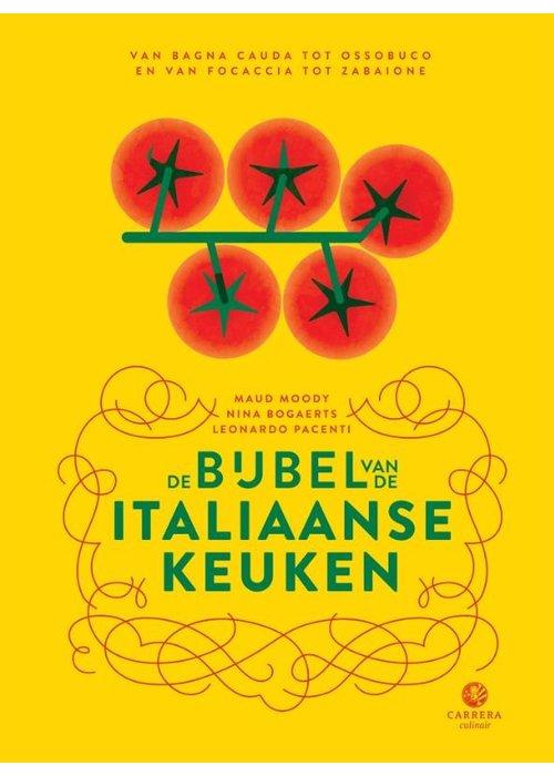 Overamstel Boek - Moody - Bijbel van de Italiaanse keuken