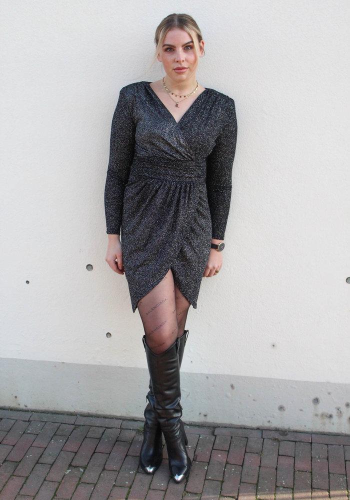 MOVES - ISANNA DRESS Black