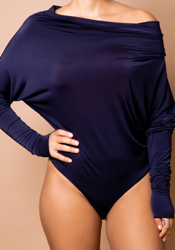 Body by Olcay - Multiple Ways To Wear Body Blue