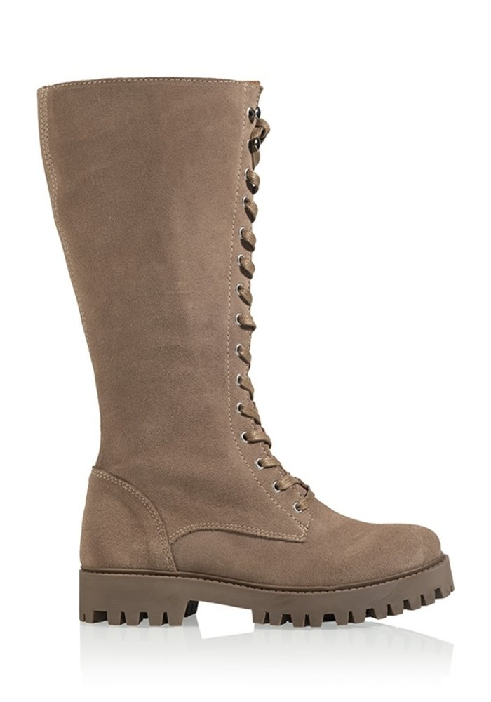 Dwrs - Liverpool Suede Taupe