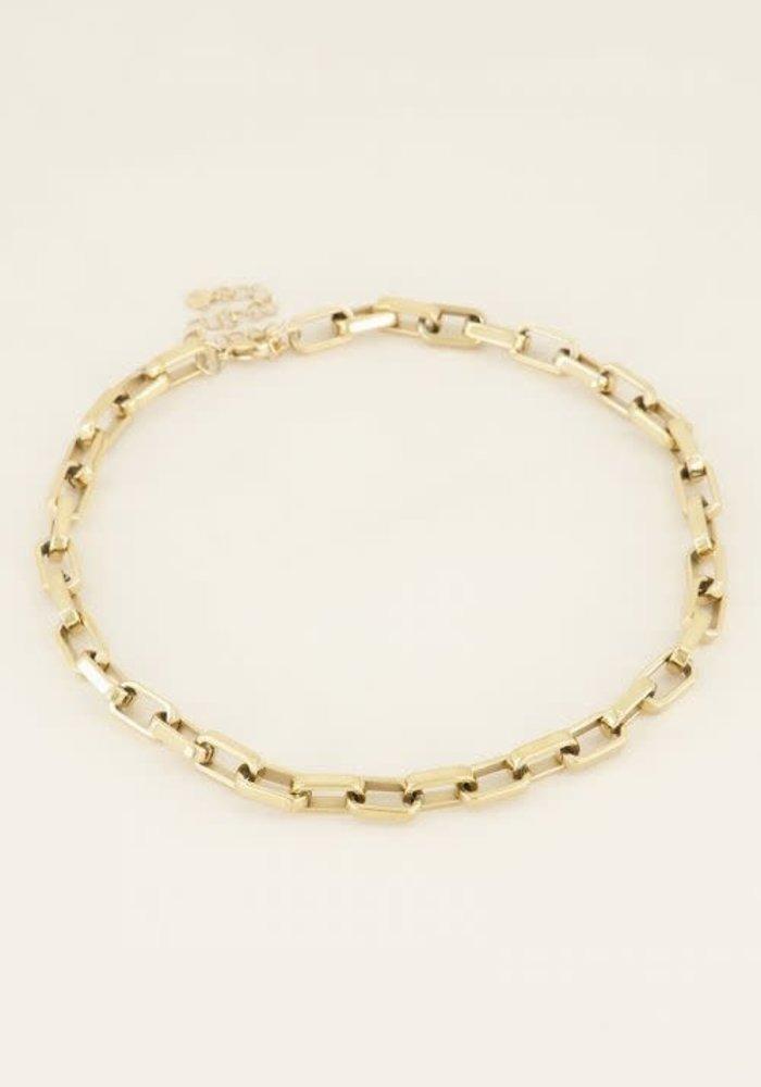 My Jewellery - Grove schakelketting