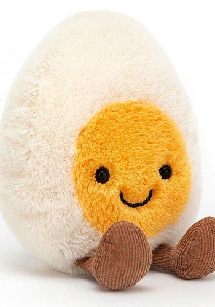 Jelly Cat - Amuseable Boiled Egg