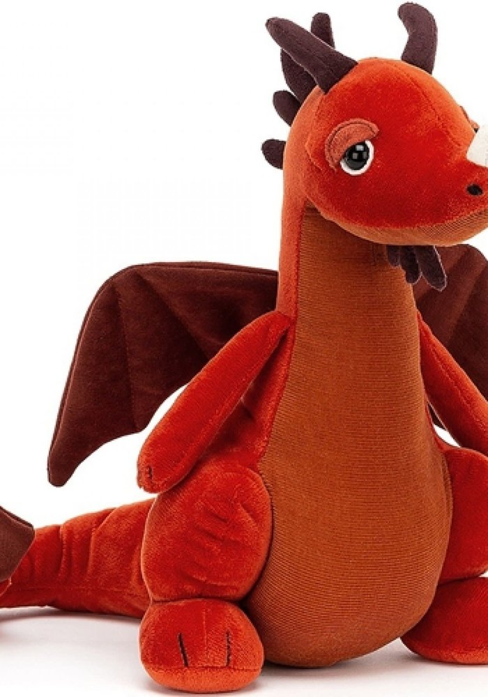 Jelly Cat - Paprika Dragon
