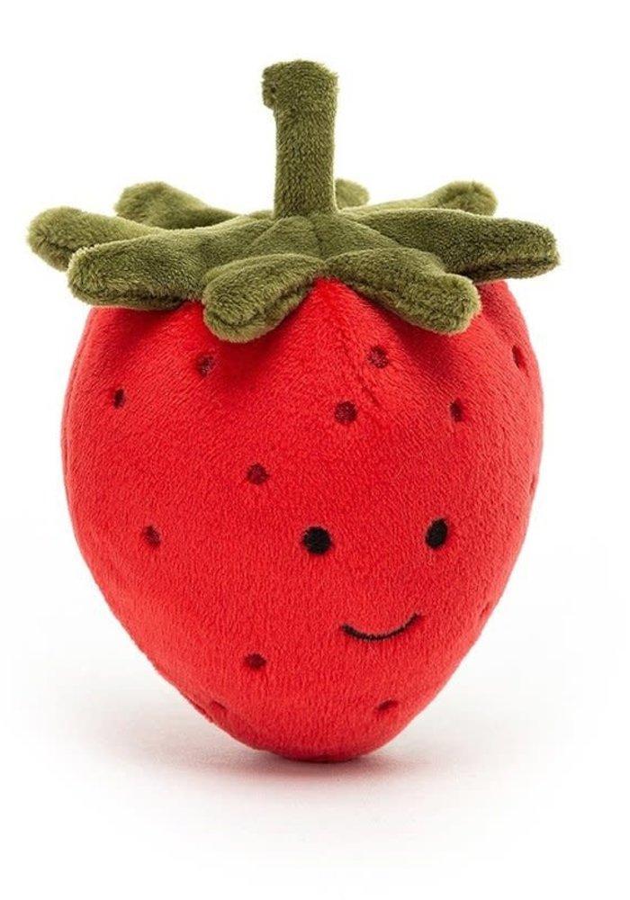 Jelly Cat - Fabulous Fruit Strawberry