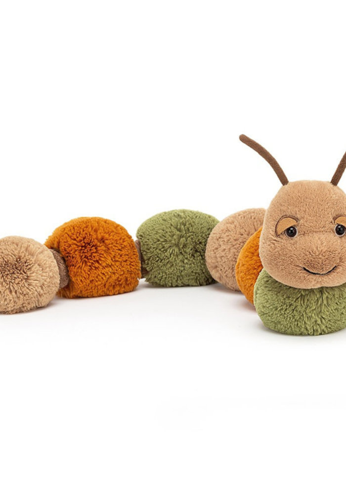 Jelly Cat - Figgy Caterpillar