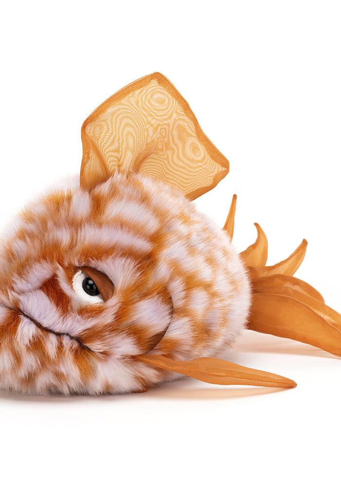 Jelly Cat - Grumpy Fish Orange