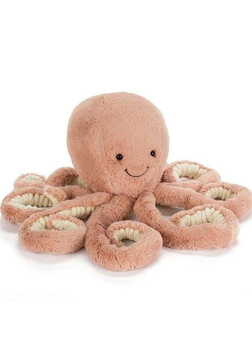 Jelly Cat -  Odell Octopus Medium