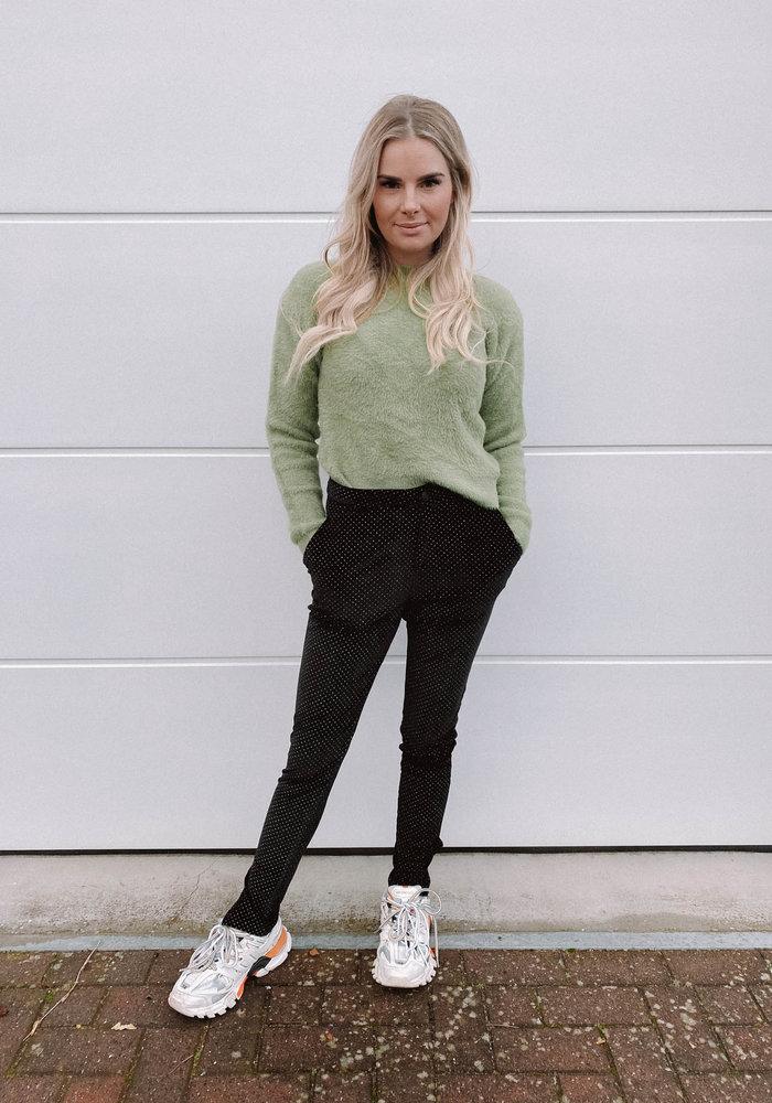 Things I Like Things I Love - Fluffy Sweater Green