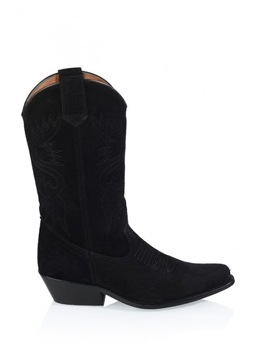 DWRS DWRS - High Texas Suede Black