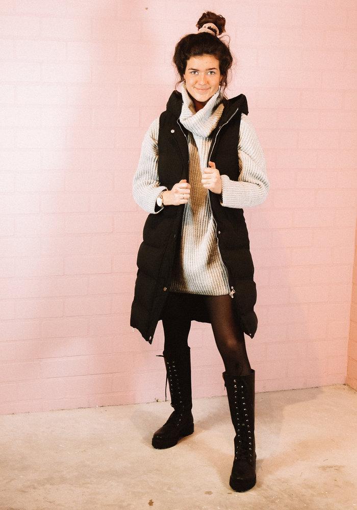 Ratatouille - Waistcoat Black