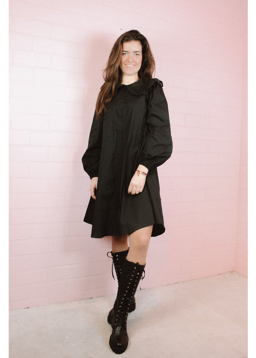 Moves by Minimum - Tritti Dress Black