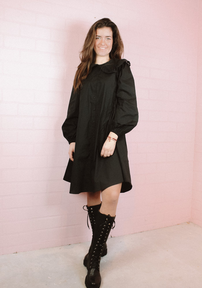 Moves by Minimum - Tritti Dress Black