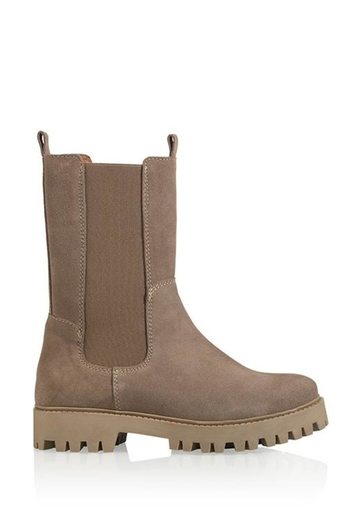 Dwrs - Bochum Suede Taupe