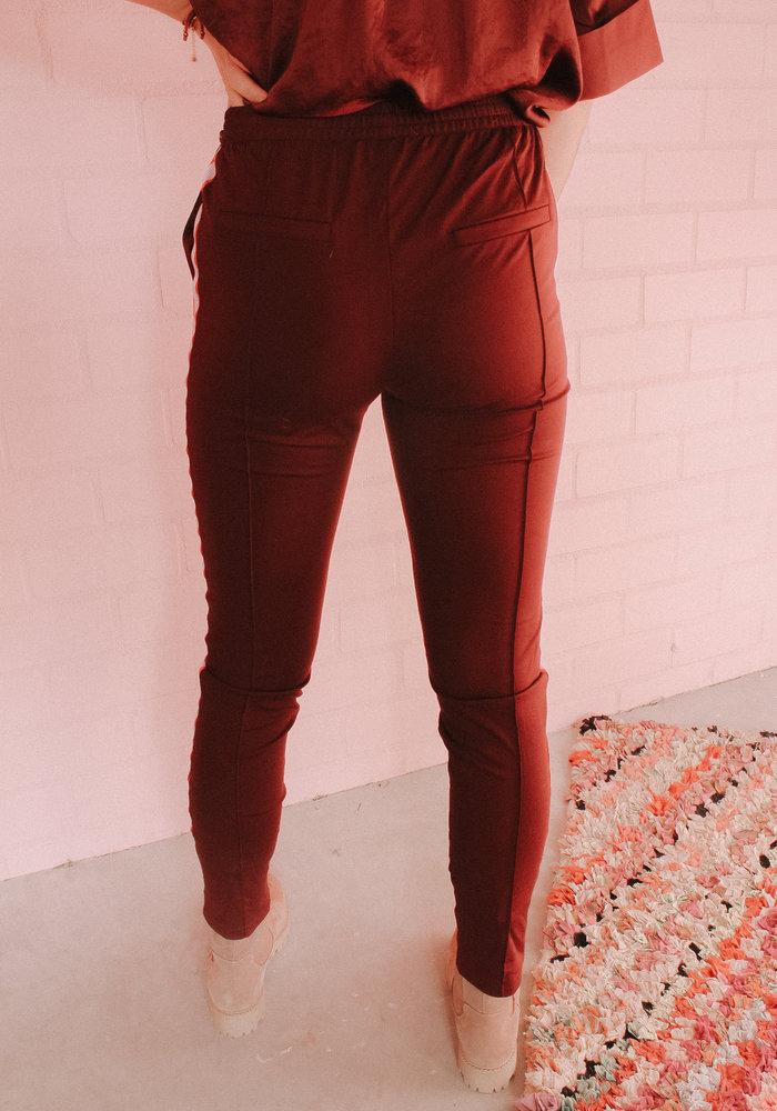 Harper & Yve - Hana Pants Purple