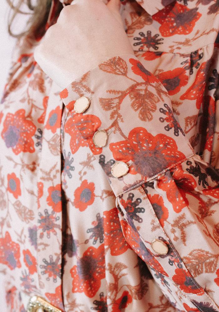 Harper & Yve - Rose Blouse Soft Pink