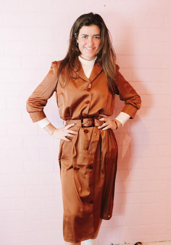 Harper & Yve - Hayli Dress Bronze