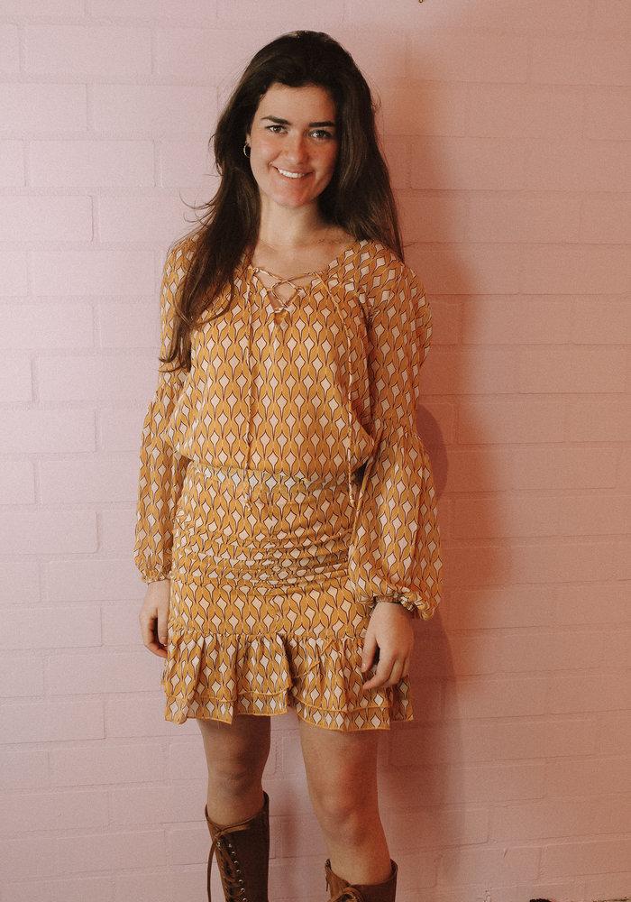 Harper & Yve - Roxy Skirt Yellow