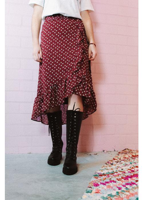 Harper & Yve Harper & Yve - Rika Skirt Purple