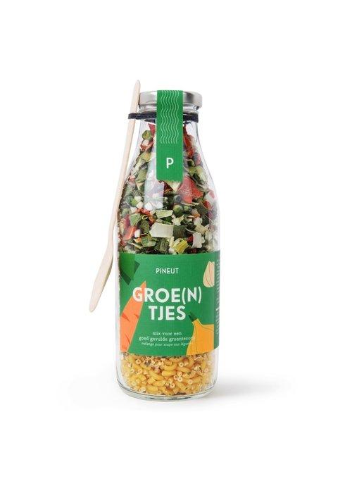 Pineut - Groe(n)tjes DIY groentesoep