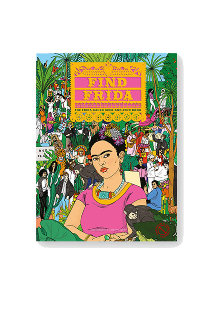Ratatouille - Find Frida
